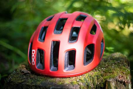 NY: POC har gjort sin Ventral-hjelm enda mer luftig. Alle foto: Knut Andreas Lone
