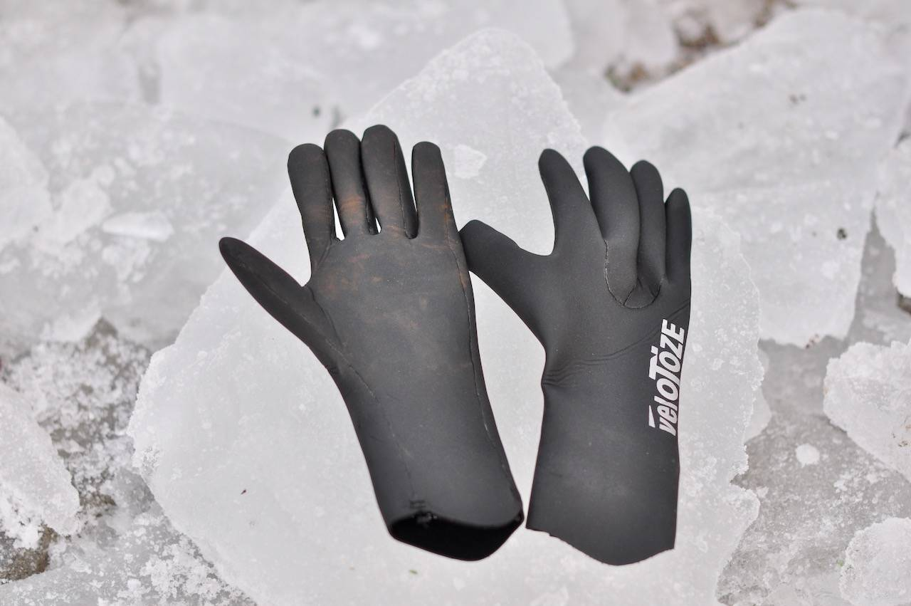 Velotoze neopren hansker
