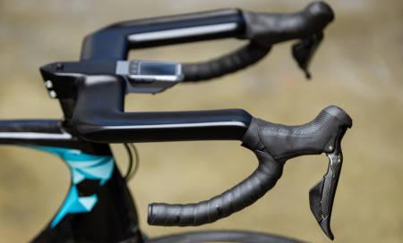 RASKT? Speecos nye Aero Breakaway Bar er laget for en svært aerodynamisk sittestilling. Perfekt til Trondheim-Oslo? Foto: Speeco.