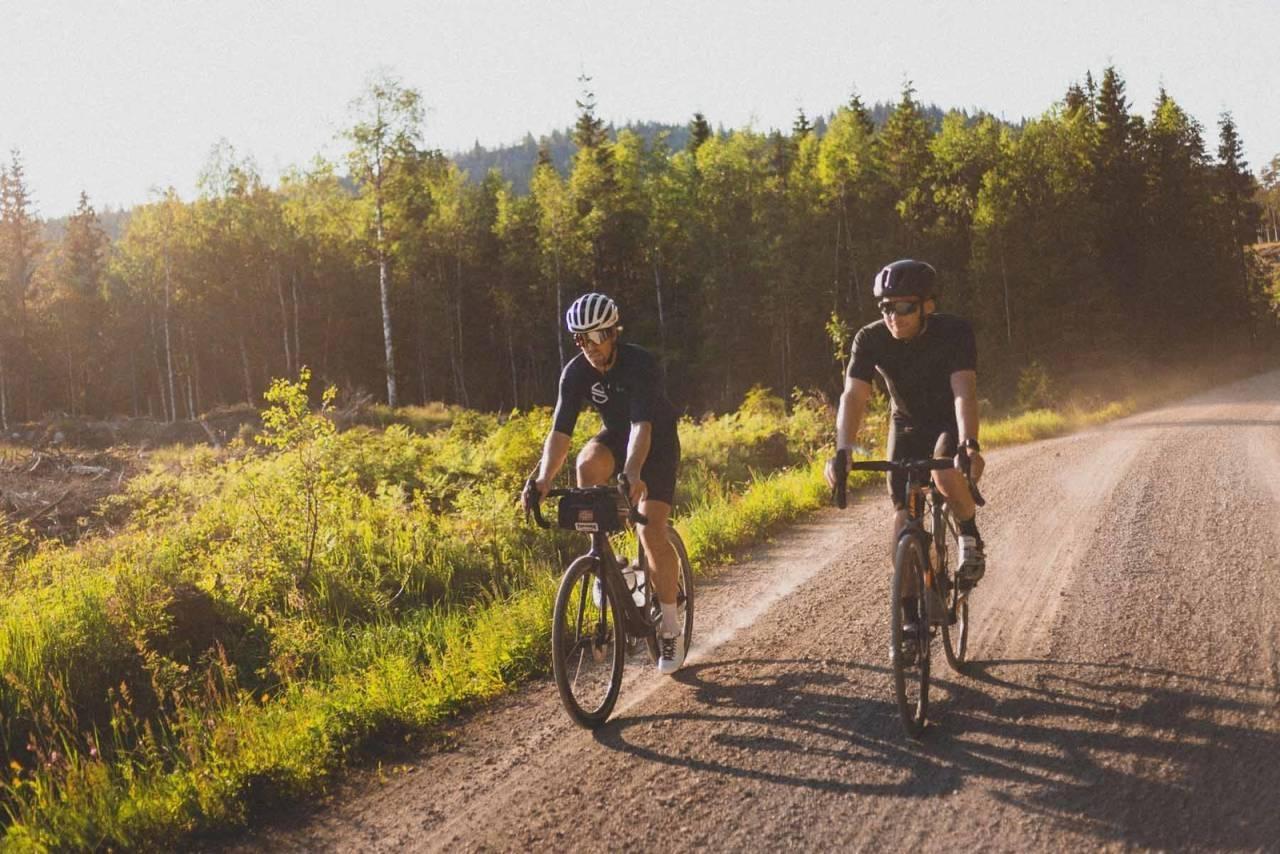 LOVLIG: Gravel-sykler blir fortsatt lov å bruke i ritt. Foto: Kristoffer Kippernes.