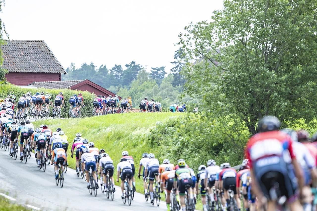 LITT AV ALT: NM-fellestartene var en reise gjennom alle årstider. Se bildebonanza fra festen på Ringerike. Foto: Pål Westgaard