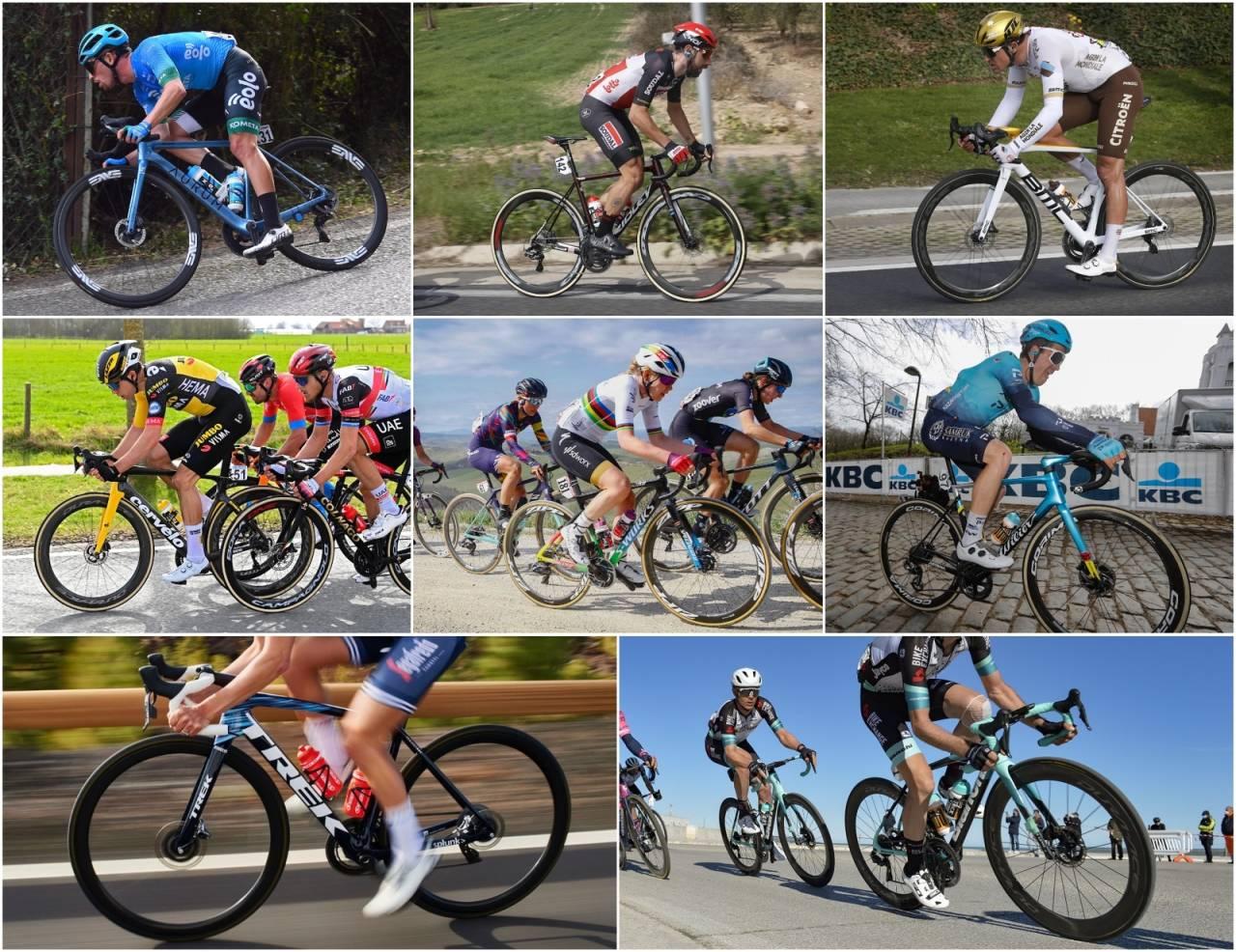 FINE SYKLER: Proffenes sykler er alltid rene, pene og eksklusive. Her er noen favoritter.