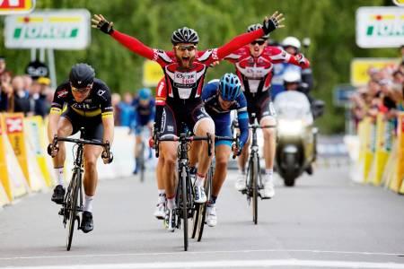 Sjokkseier: Oddsen for at 22 år gamle Tormod Hausken skulle vinne NM var skyhøy. Han la opp bare ett år etter seieren. Foto: Kristoffer Øverli Andersen.