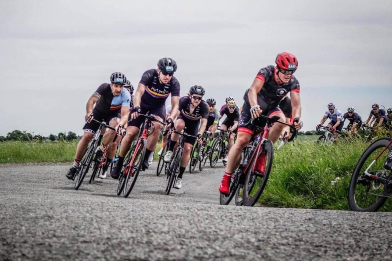 VM-KLARE: Ytterligere to av hjelperytterne til Martin Iversby er klare for VM etter helgas Tour of Cambridgeshire i England.