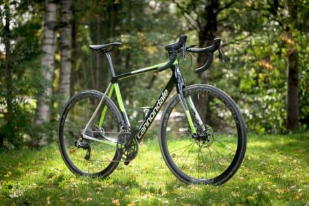 Cannondale mestrer primæroppgaven, nemlig å lage en god sykkel. Men djevelen finner vi ikke i<span class='oval'>…</span>