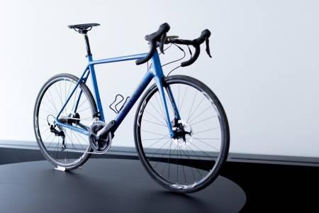 VELUTSTYRT: Gavia får sine sykler direkte fra fabrikk. Med færre mellomledd får en «mer sykkel for pengene», i form av en bedre utstyrspakke. Foto: Henrik Alpers
