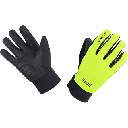 ENKEL OG LANGTLEVENDE: Gore Wear C5 Thermo Gloves gjør lite ut av seg annet enn et langt navn, men i praksis er det gode hansker med høy kvalitet.