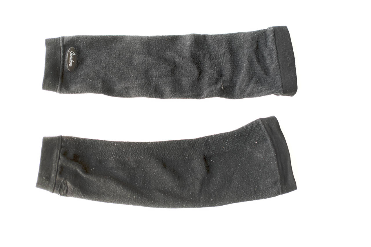 Isadore Merino knee warmers