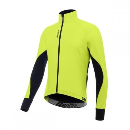 GJØR INGEN FEIL: Om du kjøper en Santini Beta Winter Jacket får du en flott jakke, men den kunne både vært rimeligere og varmere.