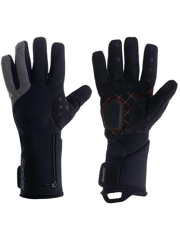 GROVIS: Ikke alle har hender med fasong som passer i i hvilke som helst hansker. Har du grove hender bør du vurdere Santini Fjord.