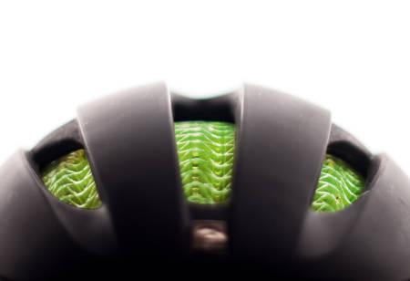HIGH-TEC: Bontrager og Treks nye hvelmer med Wavecell-teknologi skal beskytte bedre enn andre hjelmer på markedet, i følge Trek og Bontrager. Foto: Henrik Alpers