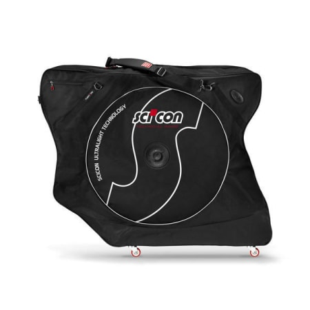 VINNER: Redaksjonens nåværende favoritt er en sykkelbag fra Scicon. Foto: Produsent.