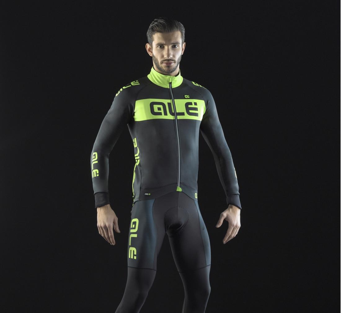 TEST: PRR Ponente jakke og tights fra Alè