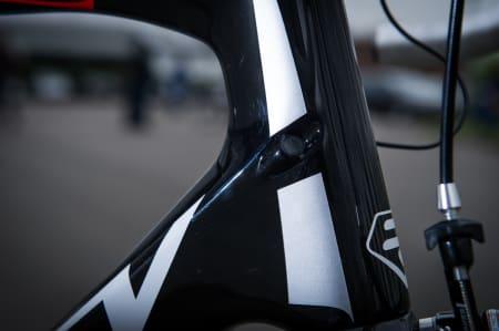 KLARGJORT: Sykkelen er klar til bruk for deg som ønsker et mekanisk oppsett.