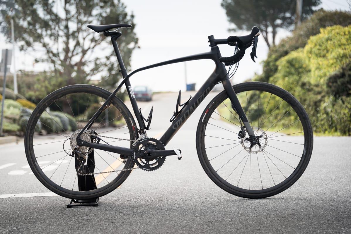 EN TIL ALT: Med Diverge har du sykkel for alle tenkelige forhold, en skikkelig morsom en også.