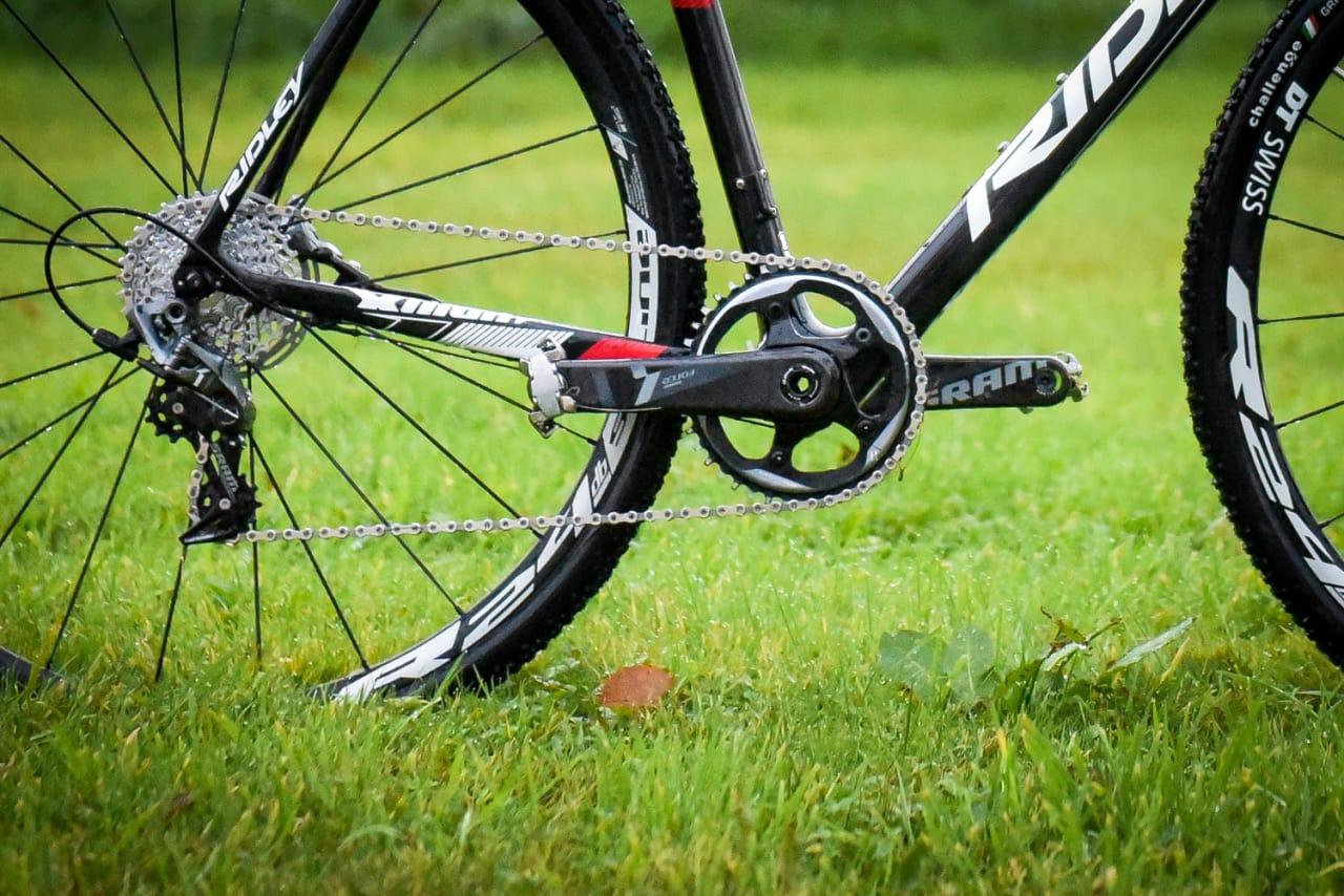 ENKELT: Ett tannhjul, færre problemer. Men fungerer CX1 slik SRAM lover?