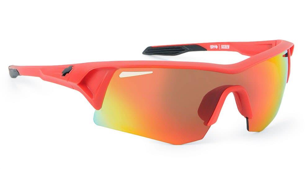 DUGELIG: Spys briller er mer enn bra nok, og perfekt for deg som ikke vil svi av arven på Oakley. Foto: SPY Optics.