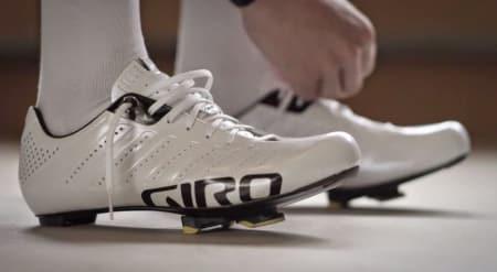 LETT OG LEKEN: Giro Empire SLX er en flott sykkelsko. Foto: Giro.