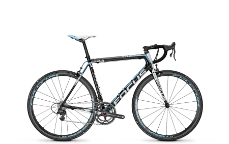 Izalco MAX Team AG2R LA MONDIALE: Campagnolo Super Record, Fulcrum Racing Speed 35 pariserhjul. € 6.999,-. (Foto: Focus)