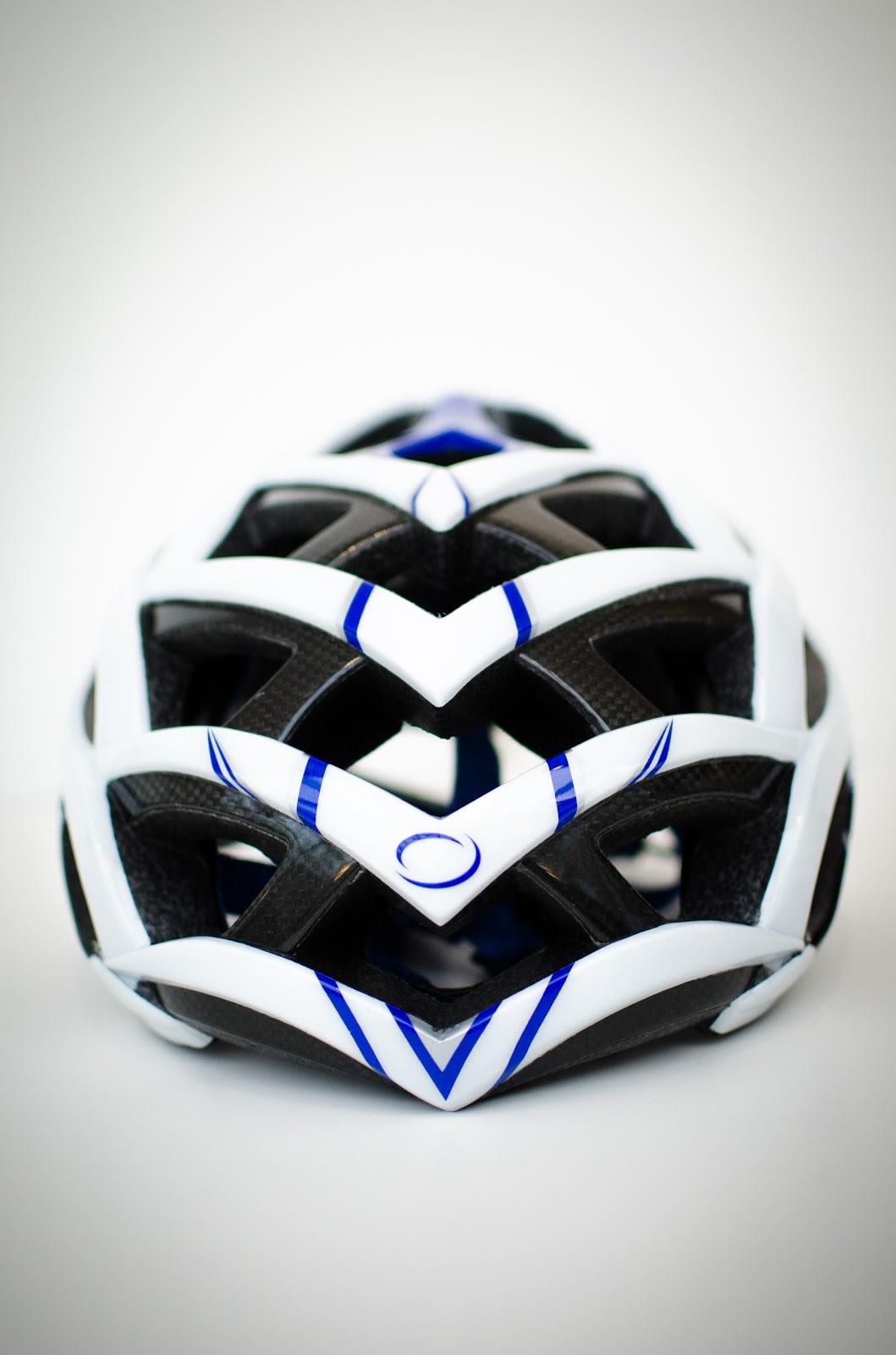 SJELDEN: Orbea Odin er totalt ulik de andre hjelmene på markedet. Lik det, eller ikke.