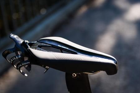 KJEMPESPREKK: Specialized Sitero er Specializeds siste nyskapning for temposyklister og triatleter. Allan vil komme tilbake med en test av setet senere.
