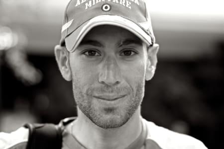 HAIEN FRA SICILIA: Nibali trives utmerket godt med å være nummer to i sammendraget.