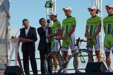 OUTSIDER: Basso tilbake fra mystisk sittesår. Hva kan Ivan den Grusomme få til i årets Vuelta?