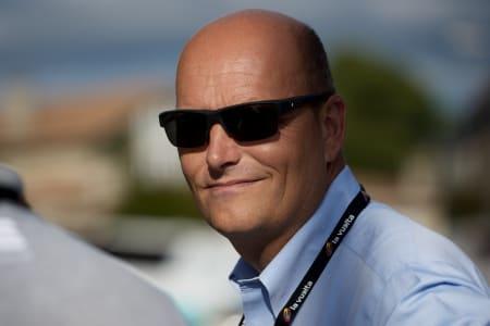 LURING: Denne mannen har ingen høy stjerne i proffsirkuset lenger. Bjarne Riis er likevel på plass i Spania.