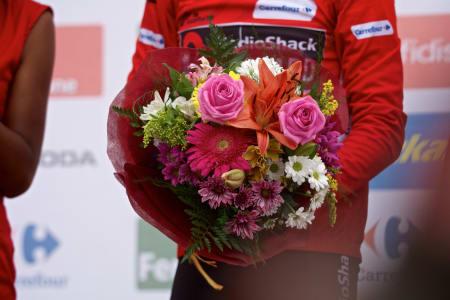 HORNER TOK BUKETTEN: Evigunge Chris Horner ble historisk som eldste rytter noensinne til å vinne en Grand Tour. Horner runder 42 i oktober!
