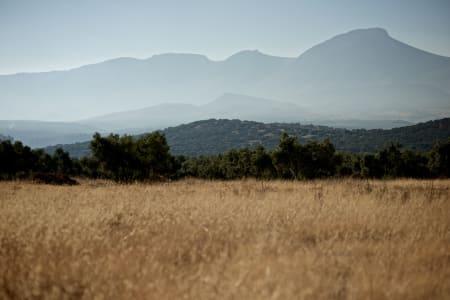 SIERRA NEVADA: Herlig område fullt av fjell, flittig besøkt av proffene på høydetrening.