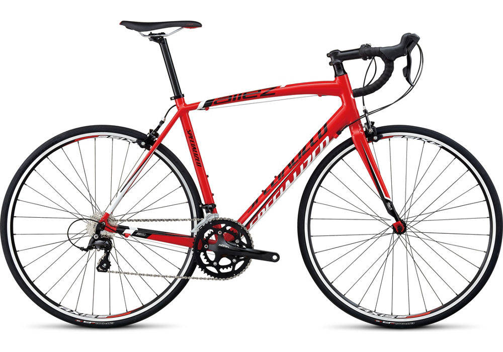SPESIALISERT: Førstepremie den andre runden av Vuelta a España er denne sykkelen fra Specialized!