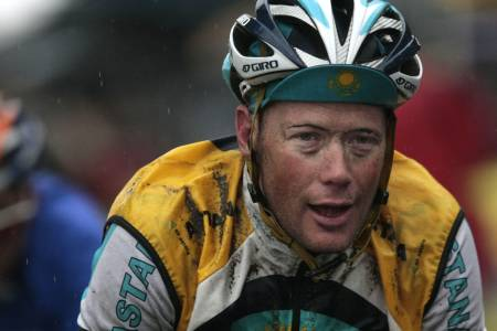 LURING: Chris Horner kjørte tidligere i Astana, noe mange tvilere trekker frem som et indisie på en lang dopinghistorie. Foto: Cor Vos.