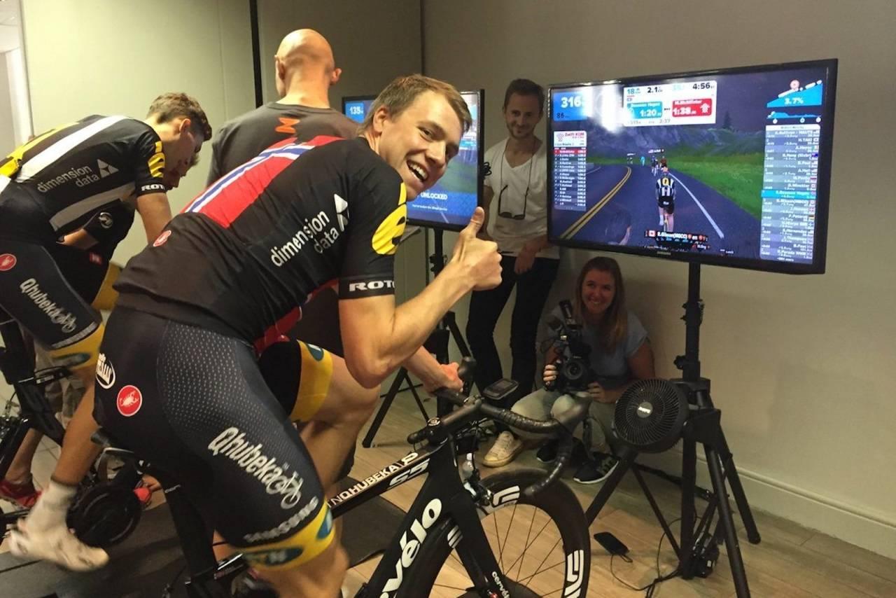 Edvald Boasson Hagen er tatt ut til tidenes første eVM i sykling