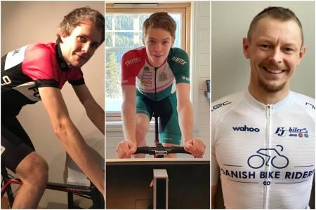 Kalas ESRT forsterker stallen med Lersveen, Ysland og Farup
