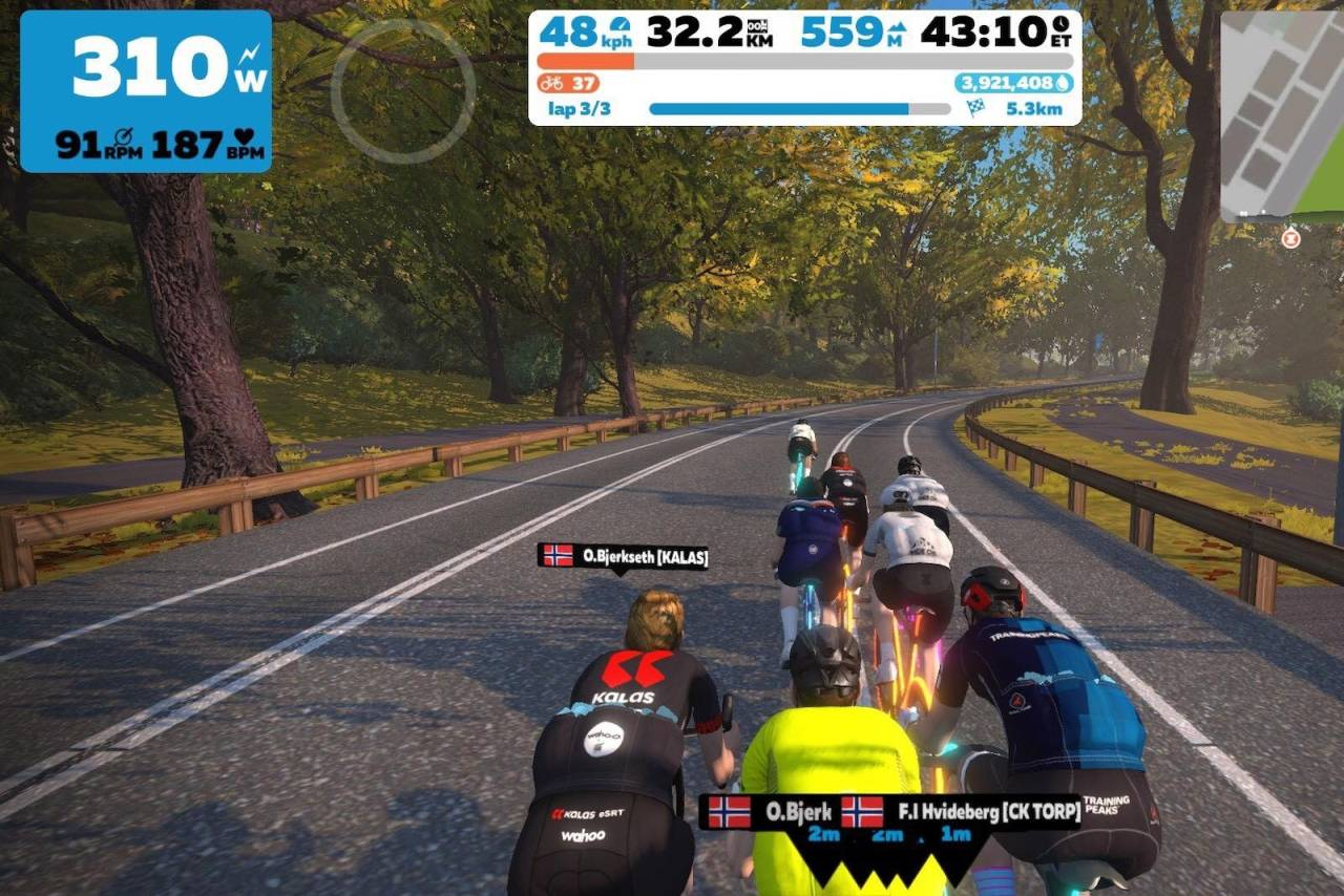NCF Grand Prix 2020 Zwift-cup