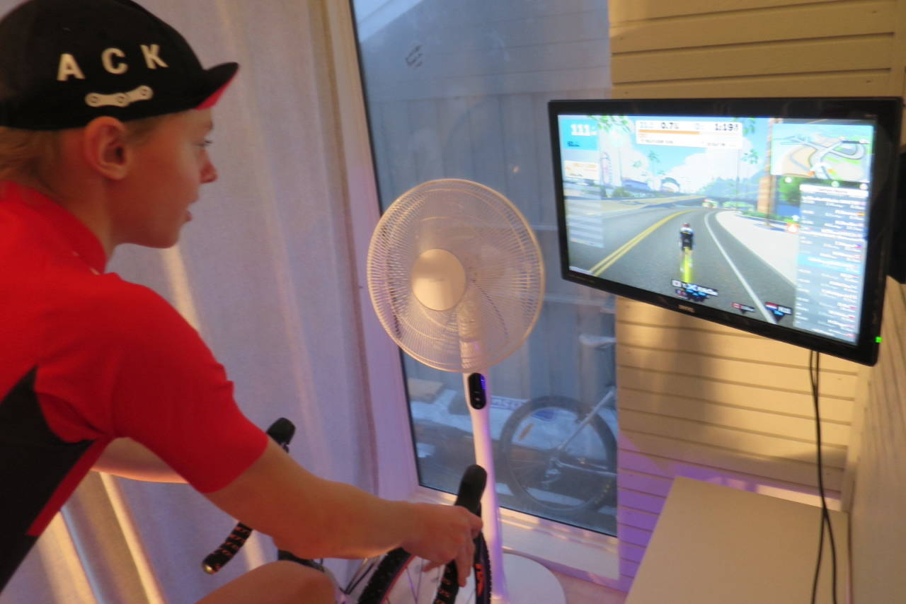 Zwift kids